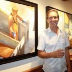 Artist Paul Schulenburg