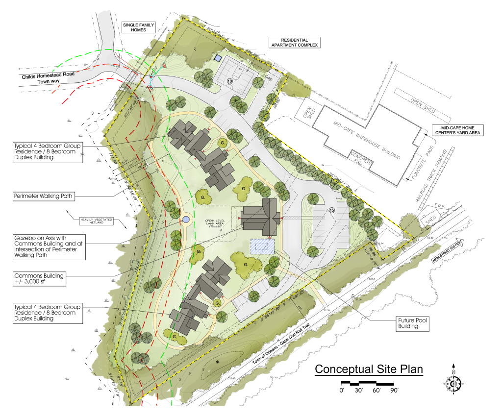 Our plan for Property site plan software